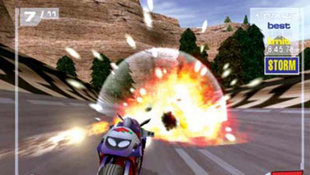 XG3 Extreme G Racing Screenshot 3