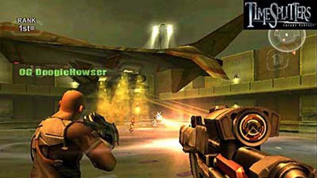 TimeSplitters 2 Screenshot 10