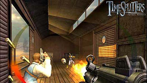 TimeSplitters 2 Screenshot 13