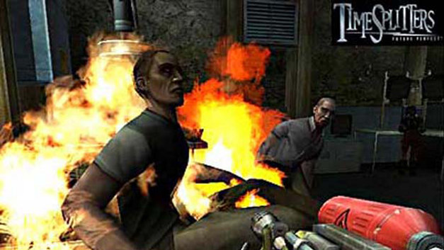 TimeSplitters 2 Screenshot 1