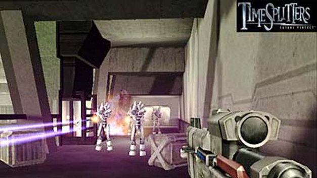 TimeSplitters 2 Screenshot 4
