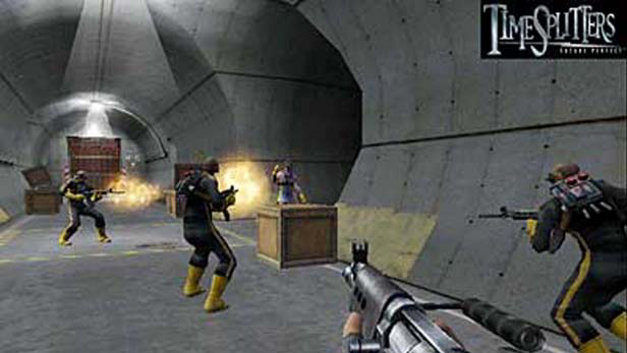 TimeSplitters 2 Screenshot 7