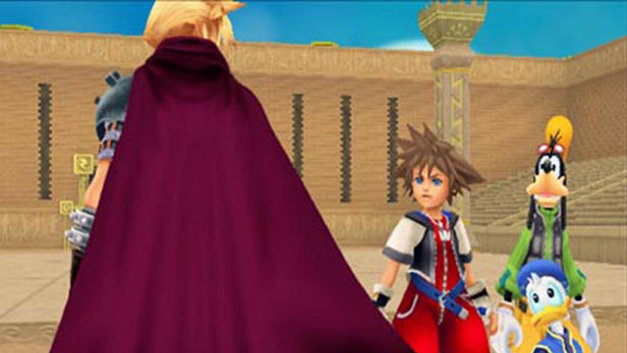 Kingdom Hearts Screenshot 1