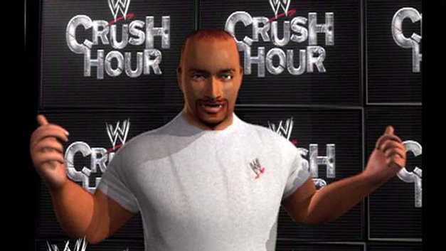WWE Crush Hour Screenshot 4