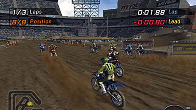 MTX Mototrax Screenshot 1