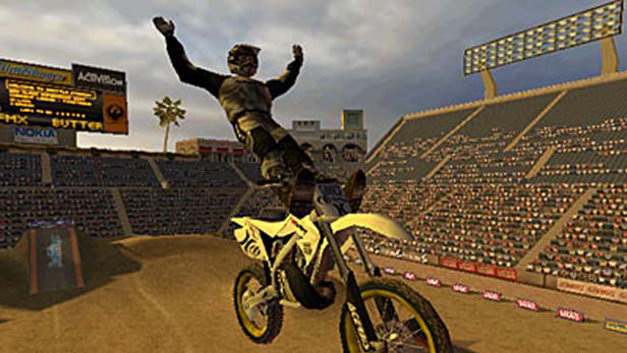 MTX Mototrax Screenshot 4
