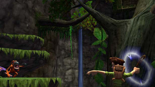Pitfall: The Lost Expedition Screenshot 34