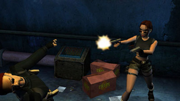 Tomb Raider: Angel of Darkness Screenshot 1