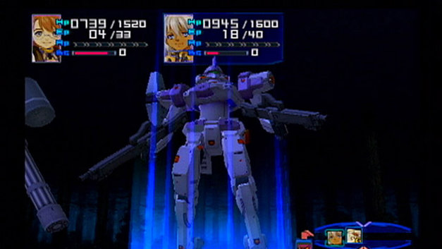 Xenosaga Episode I: Der Wille zur Macht Screenshot 7