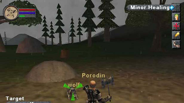 EverQuest Online Adventures Screenshot 1
