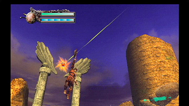 Rygar: The Legendary Adventure Screenshot 1