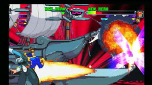 Marvel vs. Capcom 2 Screenshot 2