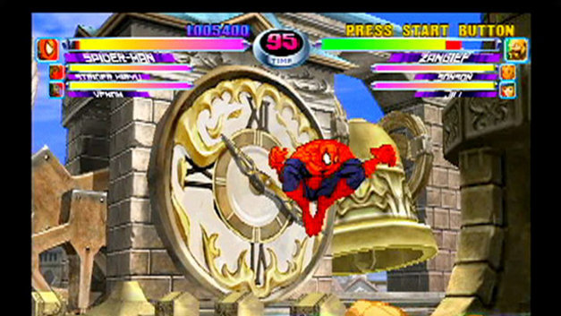 Marvel vs. Capcom 2 Screenshot 4