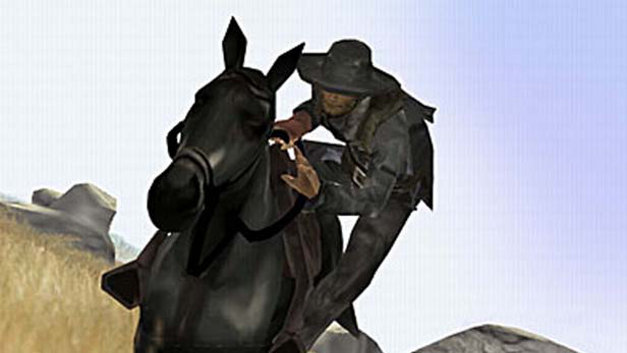 Red Dead Revolver Screenshot 1