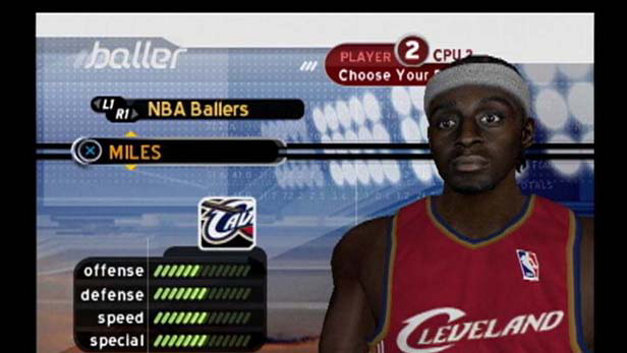 NBA Ballers Screenshot 103