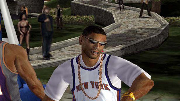 NBA Ballers Screenshot 7