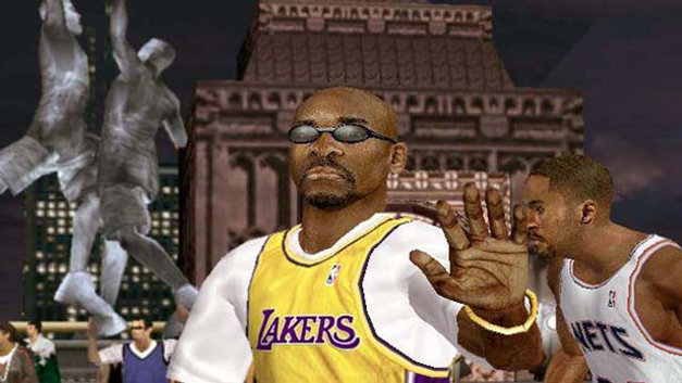 NBA Ballers Screenshot 22