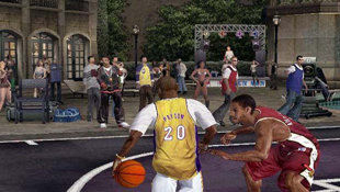 NBA Ballers Screenshot 17