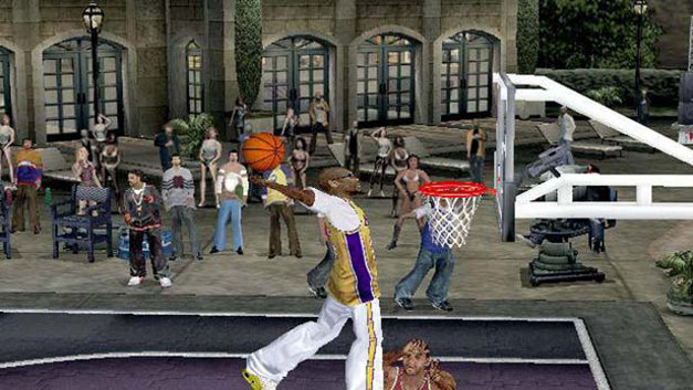 NBA Ballers Screenshot 19