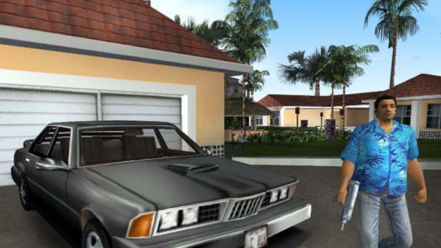 Grand Theft Auto: Vice City Screenshot 10
