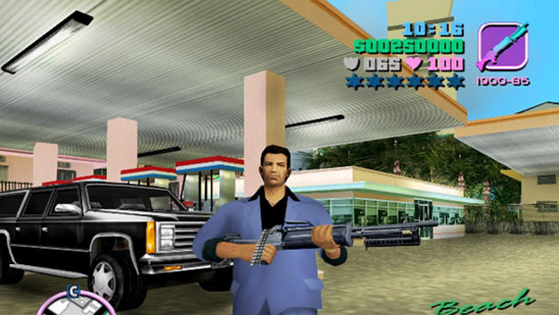 Grand Theft Auto: Vice City Screenshot 4