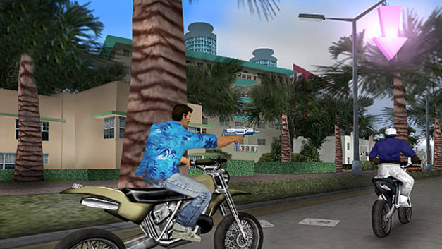 Grand Theft Auto: Vice City Screenshot 7