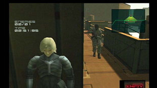 Metal Gear Solid 2: Substance Screenshot 11