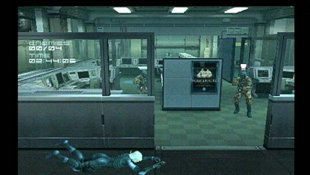 Metal Gear Solid 2: Substance Screenshot 17