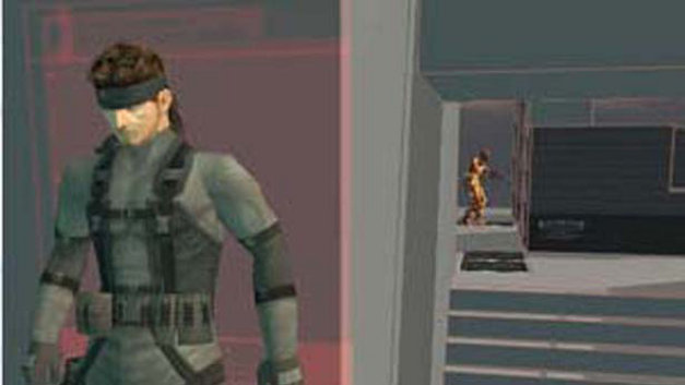 Metal Gear Solid 2: Substance Screenshot 1