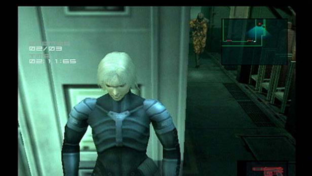 Metal Gear Solid 2: Substance Screenshot 16