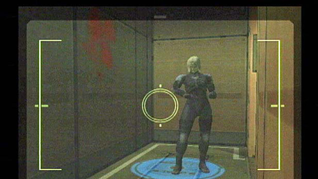 Metal Gear Solid 2: Substance Screenshot 22