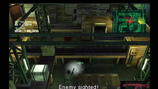 Metal Gear Solid 2: Substance Screenshot 24