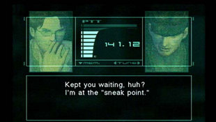 Metal Gear Solid 2: Substance Screenshot 32