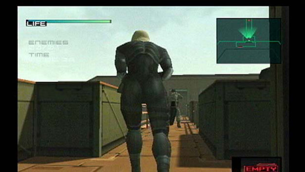 Metal Gear Solid 2: Substance Screenshot 31