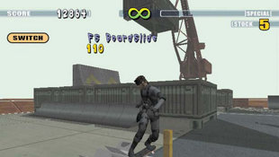 Metal Gear Solid 2: Substance Screenshot 35