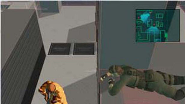 Metal Gear Solid 2: Substance Screenshot 4