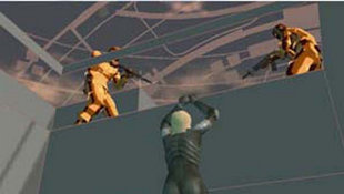 Metal Gear Solid 2: Substance Screenshot 6