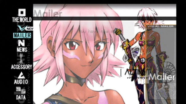 .hack//Mutation Part 2 Screenshot 1