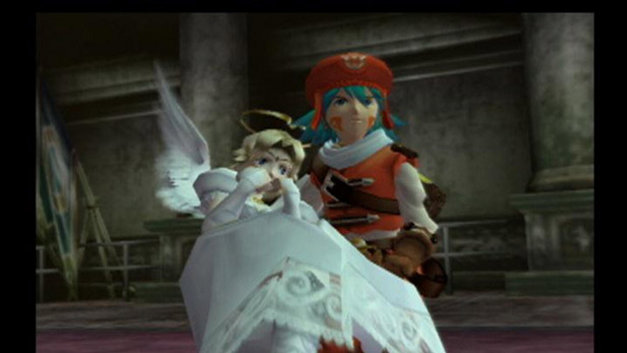 .hack//Outbreak Part 3 Screenshot 1