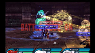 .hack//Outbreak Part 3 Screenshot 3
