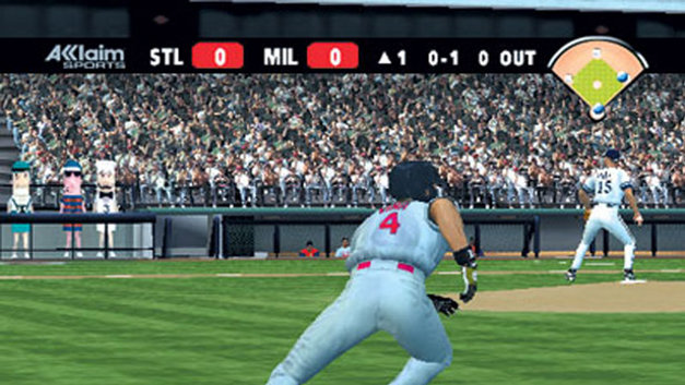 All-Star Baseball 2004 Screenshot 4