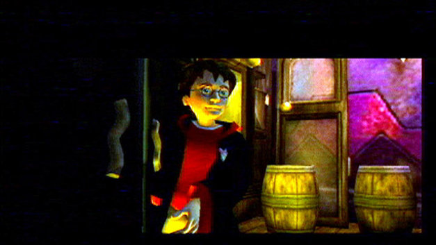 Harry Potter and the Chamber of Secrets Screenshot 1