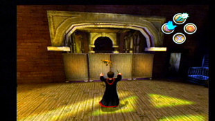 Harry Potter and the Chamber of Secrets Screenshot 5