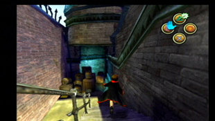 Harry Potter and the Chamber of Secrets Screenshot 8