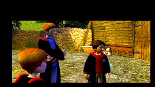 Harry Potter and the Chamber of Secrets Screenshot 24
