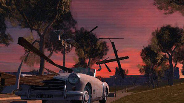 Driv3r Game Ps2 Playstation