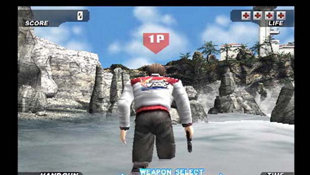 Time Crisis® 3 Screenshot 2