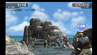 Time Crisis® 3 Screenshot 3
