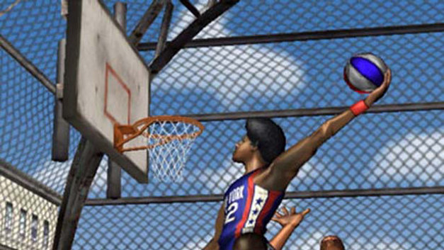 NBA Street Vol. 2 Screenshot 1