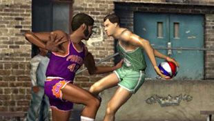 NBA Street Vol. 2 Screenshot 2